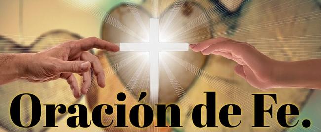 oracion de fe catolica