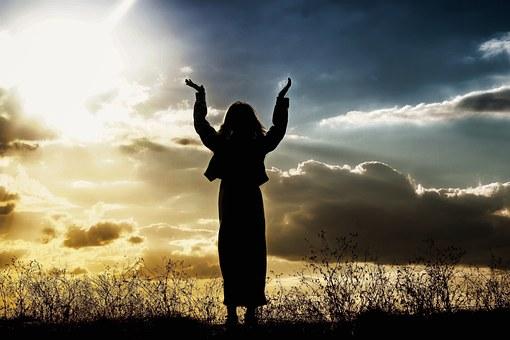 oracion de fe para recibir a cristo