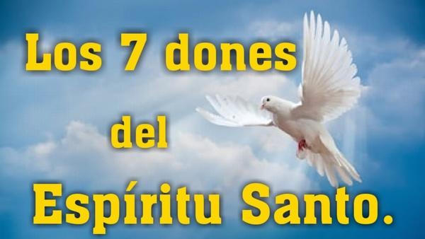 los 9 dones del espiritu santo