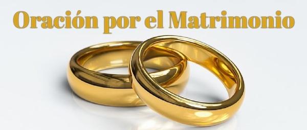 Oracion Matrimonio Catolico : Oración por el matrimonio oraciones a dios