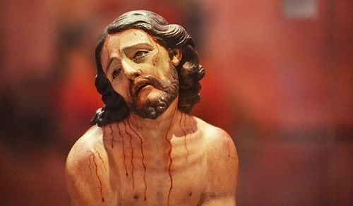 oracion a la sangre de jesus