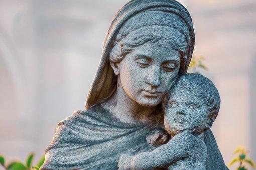 oraciones cortas a maria