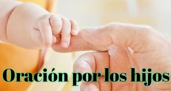 oracion para un hijo en problemas