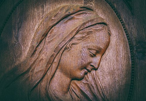 oraciones a la virgen maria de agradecimientos
