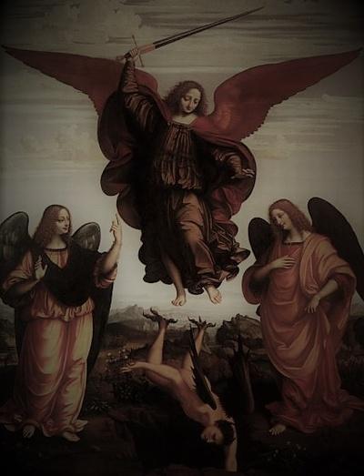 oracion arcangel miguel ayudame
