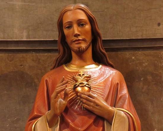 oracion al sagrado corazon de jesucristo