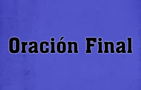 novena oracion final
